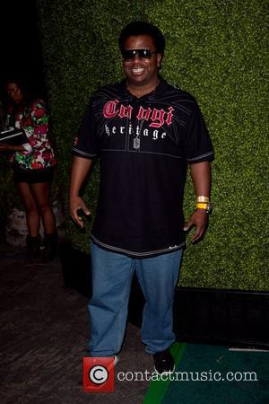 Craig Robinson The Black Eyed Peas & Friends Peapod Benefit Concert held at the Music Box Theater Hollywood, California -...
