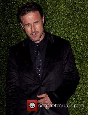 David Arquette, Black Eyed Peas