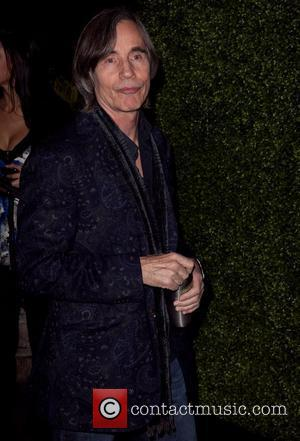 Jackson Browne The Black Eyed Peas & Friends Peapod Benefit Concert held at the Music Box Theater Hollywood, California -...