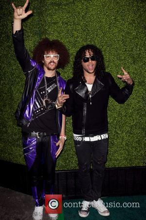 Lmfao and Black Eyed Peas