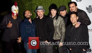 Ozomatli and Black Eyed Peas