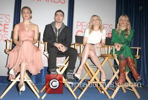 Kaley Cuoco, Busy Philipps, Jennifer Morrison, Joe Jonas and Paley Center For Media