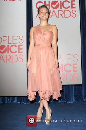 Kaley Cuoco People's Choice Awards 2012 nominations press conference at the Paley Center for Media  Beverly Hills, California -...
