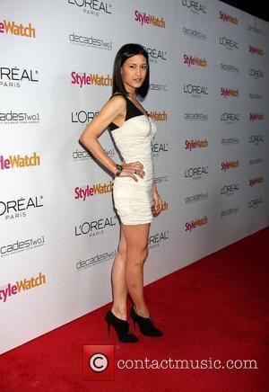 Julia Jones People StyleWatch hosts A Night Of Red Carpet Style at Decades Boutique - Arrivals Los Angeles, California -...