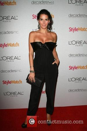 Angie Harmon People StyleWatch hosts A Night Of Red Carpet Style at Decades Boutique - Arrivals Los Angeles, California -27.01.11