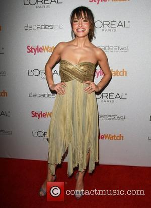 Sarah Shahi  People StyleWatch hosts A Night Of Red Carpet Style at Decades Boutique - Arrivals Los Angeles, California...