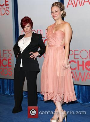 Sharon Osbourne, Kaley Cuoco and Paley Center For Media