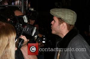 Perez Hilton and Justin Bieber