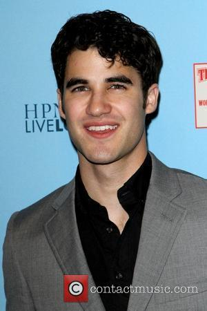 Darren Criss 'Perez Hilton's Blue Ball 33rd Birthday Celebration', held at Siren Studios - Arrivals Los Angeles, California - 26.03.11