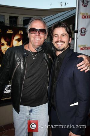 Peter Fonda and Jason Ritter