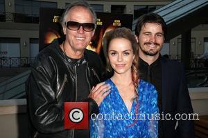 Peter Fonda, Jason Ritter and Taryn Manning