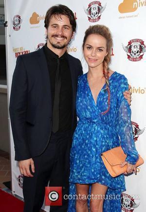 Taryn Manning and Jason Ritter