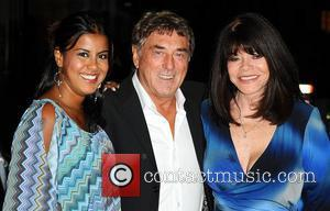 Pooja Shah, Billy Murray and Jaime Murray,  Perfect Sense film UK premiere held at the Curzon Soho - Arrivals....