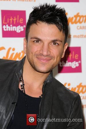 Peter Andre, Kent, Bluewater