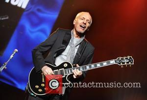 Peter Frampton performing Frampton Comes Alive 35th Anniversary Tour at the sold out Heineken Music Hall Amsterdam, Holland - 19.11.11