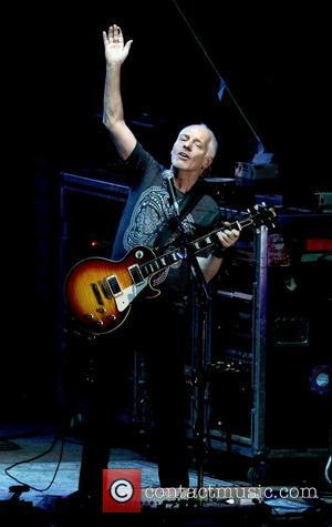 Peter Frampton Became U.s. Citizen After 9/11