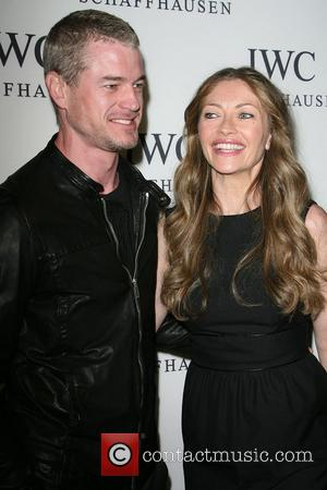 Eric Dane and Rebecca Gayheart IWC Schaffhausen presents Peter Lindbergh's A Night In Portofino held at Culver Studios Culver City,...