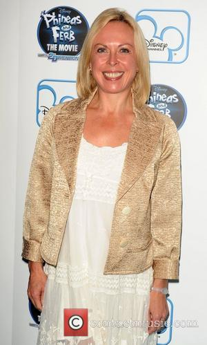 Jayne Torvill The UK premiere of Disney's Phineas and Ferb: Across 2nd Dimension at Apollo Piccadilly Circus London, England -...