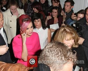 Katy Perry and Pink