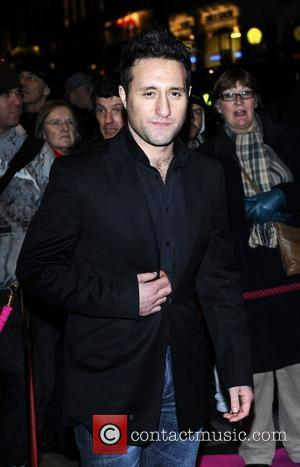 Antony Costa,  at the press night for 'My Trip Down The Pink Carpet' at the Apollo Theatre - Arrivals...