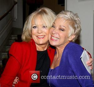 Denise Welch and Pink
