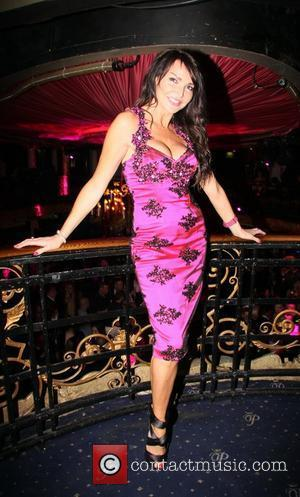 Lizzie Cundy and Pink