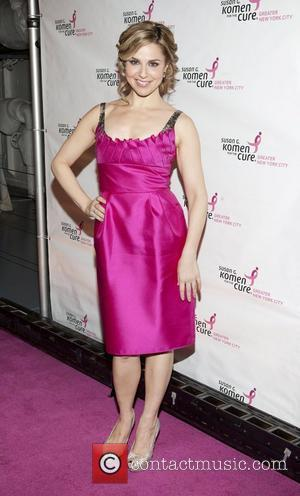 Cara Buono Pink Soiree: A Masquerade to benefit the Greater New York City Affiliate of Susan G. Komen for the...