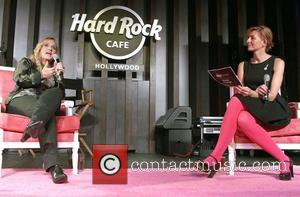 Melissa Etheridge at Hard Rock Cafe's 12th Annual Pinktober campaign kick off event. Hollywood, California - 27.09.11