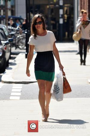 Pippa Middleton  out and about in West London London, England - 15.07.11