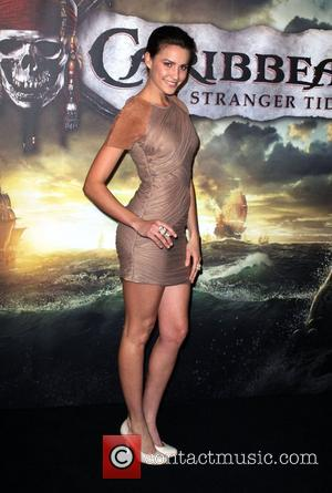 Rachael Finch The Australian premiere of 'Pirates of the Caribbean: On Stranger Tides' at Event Cinemas - Arrivals  Sydney,...