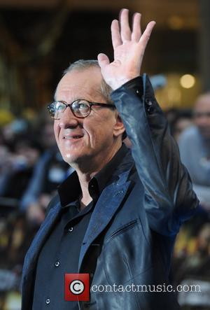 Geoffrey Rush 'Pirates of the Caribbean: On Stranger Tides' UK film premiere held at the Westfield Shopping Centre - Arrivals...