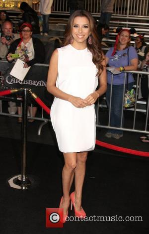 Eva Longoria: 'Gay Wedding Remark Was A Joke'