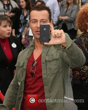 Joey Lawrence 'Pirates Of The Caribbean: On Stranger Tides' World Premiere held at Disneyland Anaheim, California - 07.05.11
