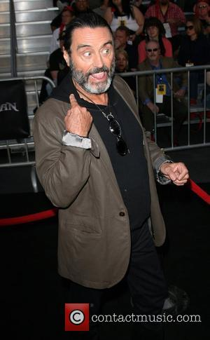 Ian McShane 'Pirates Of The Caribbean: On Stranger Tides' World Premiere held at Disneyland Anaheim, California - 07.05.11