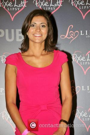 Lucy Verasamy,  at the launch of the autumn/winter collection for Lipsy at Public. London, England - 27.09.11