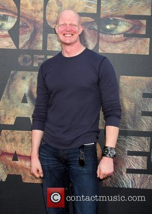 Derek Mears The premiere of 20th Century Fox's 'Rise Of The Planet Of The Apes' held at Grauman's Chinese Theatre...