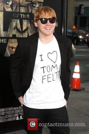 Rupert Grint The premiere of 20th Century Fox's 'Rise Of The Planet Of The Apes' held at Grauman's Chinese Theatre...