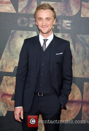 Tom Felton The premiere of 20th Century Fox's 'Rise Of The Planet Of The Apes' held at Grauman's Chinese Theatre...