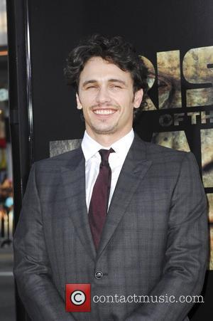 James Franco, Grauman's Chinese Theatre