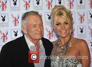 Hugh Hefner with wife Crystal Harris Playboy Club London Gala Opening Event held at the Playboy Club in Mayfair -...