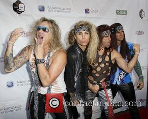 Steel Panther Playboy Mansion End Of Summer 2011 Foam Party Los Angeles, California - 27.08.11