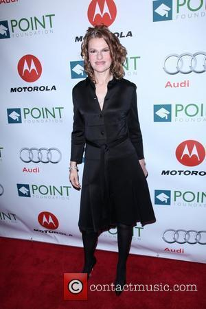 Sandra Bernhard The Point Foundation's '4th Annual Point Honors New York Gala', held at Capitale - Arrivals New York City,...