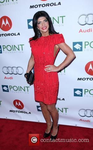 Teresa Giudice The Point Foundation's '4th Annual Point Honors New York Gala', held at Capitale - Arrivals New York City,...