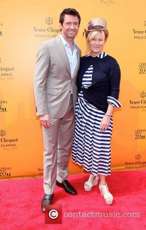 Hugh Jackman, , , , Deborra-lee Furness