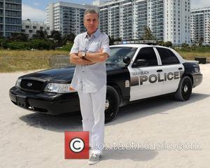 John Walsh AMG Beach Polo event Miami Beach, Florida - 22.04.11