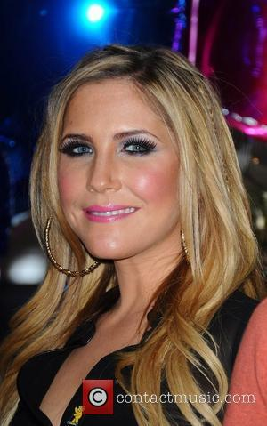 Heidi Range Pop Goes The Musical - press launch held at The Roof Gardens. London, England - 31.08.11