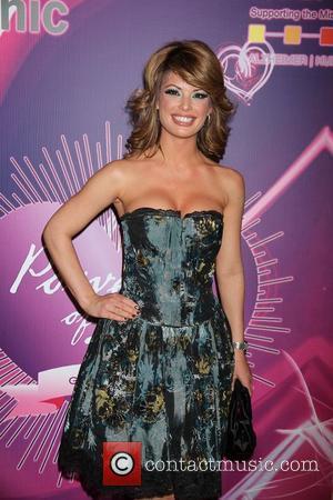 Laura Croft Memory Alive: Power Of Love Gala held at the Bellagio Resort and Casino - Arrivals  Las Vegas,...