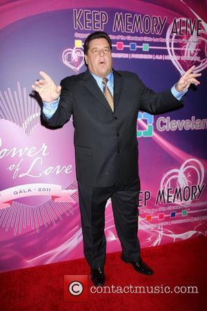 Steve Schirripa Memory Alive: Power Of Love Gala held at the Bellagio Resort and Casino - Arrivals  Las Vegas,...