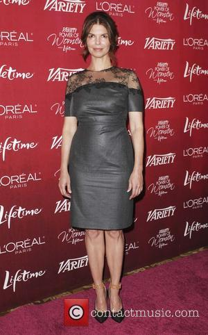 Marcia Gay Harden and Annette Bening