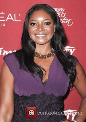 Tamala Jones Variety's 3rd Annual Power Of Women luncheon at the Beverly Wilshire Four Seasons Hotel Los Angeles, California -...